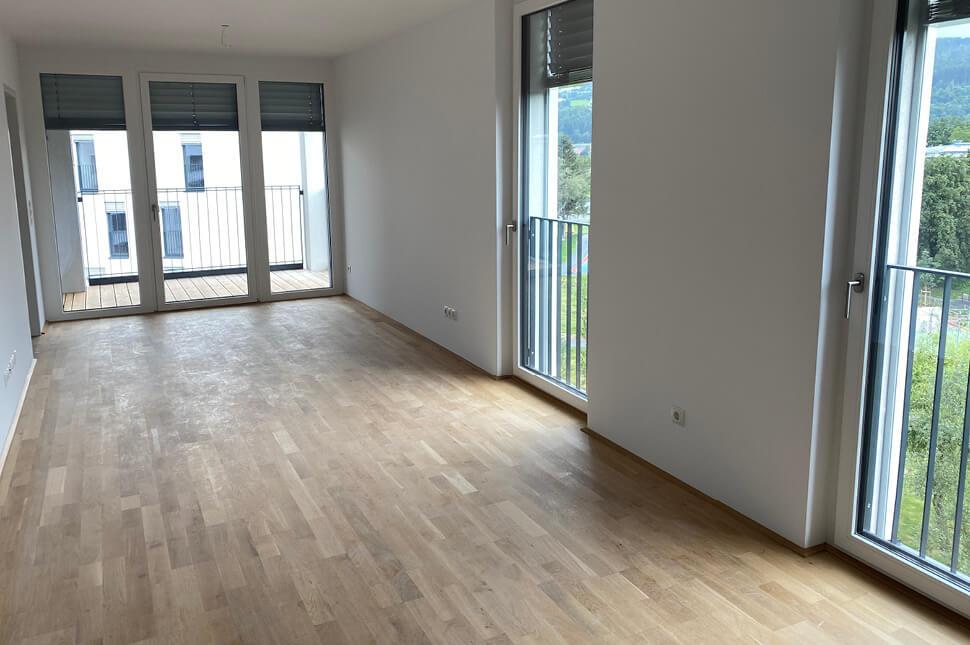 2 Zimmer Wohnungen mit Loggia